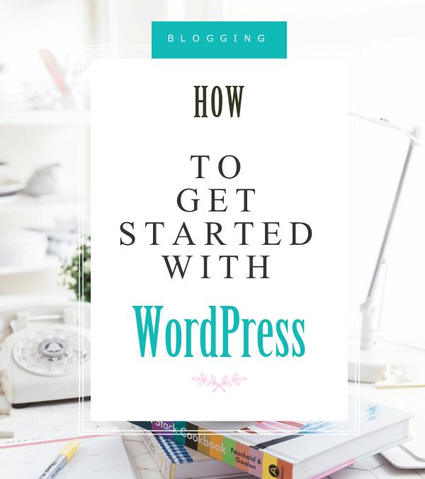 Quick WordPress Set up Guide