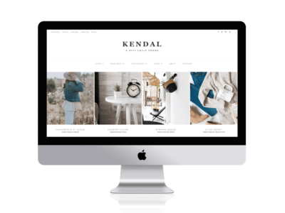 Kendal Divi Child theme