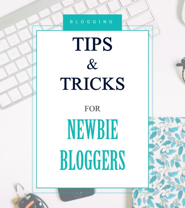 WordPress Tips & Tricks for a newbie blogger