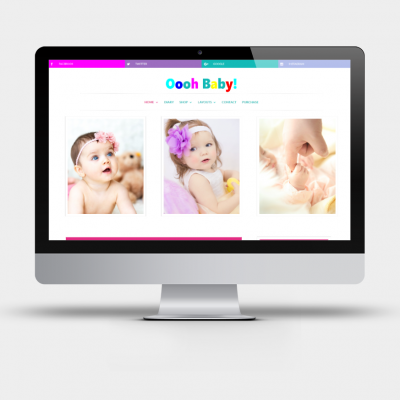 Oooh Baby! - Divi Child Theme