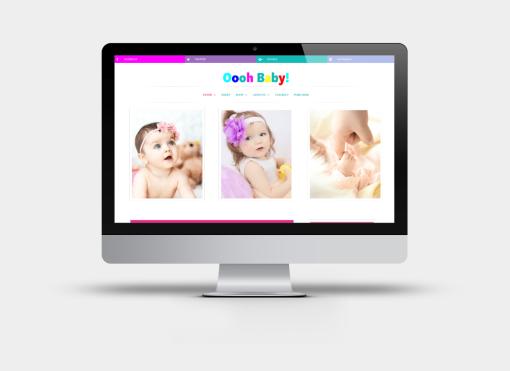 Oooh Baby! - Divi Child Theme