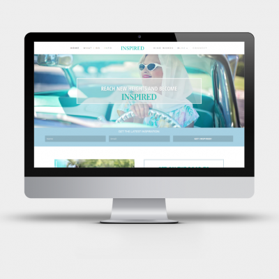 Inspired - A Divi Child Theme