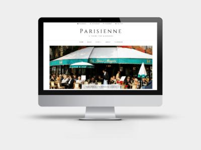 Parisienne - Divi Blog Child theme
