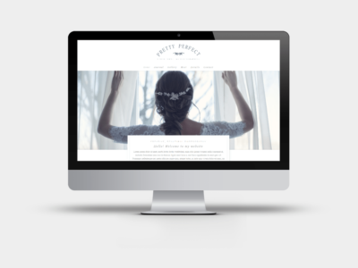 Pretty Perfect - A Divi Child Theme I Divi Builder Layout Photography