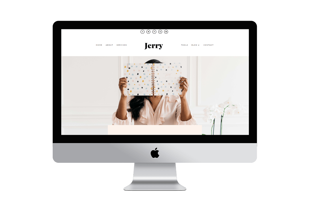 Carter - a Divi child theme for bloggers