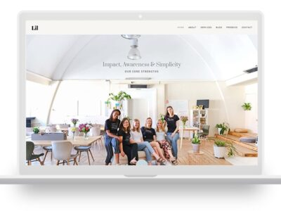 Lil - Divi Child Theme for Coaching Websites